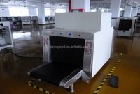 airport public place security machine X Ray Baggage Scanner With Tunnel Size of 1000mm x 1000mm