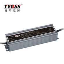 TUV CE Rohs 5years warranty waterproof led driver 150w 12v 24v IP67 High quality