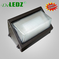 High quality Led wall pack light 120W 480V with die-casting aluminium shell IP65 industrial lighting