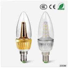 Favorites Compare 3w 5w led candle bulb e27 b15 b22 e14 led indoor light led bulbs with CE RoHs