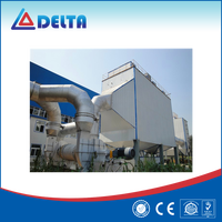 china supplier dust collector machine bag filter cost