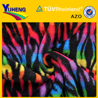 100 Polyester Stretch Softtextile Knit Fabric Dyeing Price