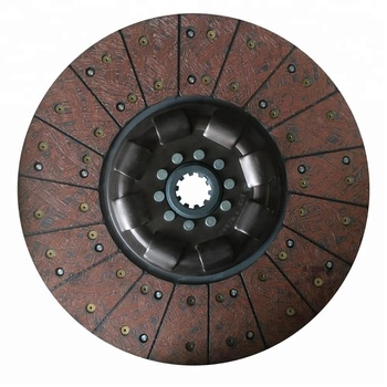Manufacturer direct selling clutch plate make 430 clutch kit for Heavy truck