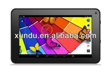 Hot 9 inch A23 dual core vatop restaurant menu tablet pc with android 4.2 os jelly bean