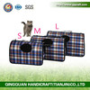 QQPET Folding Expandable Pet Cat Carrier Bag For Car Travel
