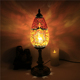 Tokin-lighting (TC1L03) Handmade Mosaic Art Turkish LED table Lamps