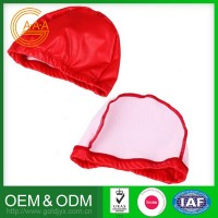 Best-Selling Custom-Made Soft Rubber Comfortable Design Nice Quality Water-Proof Silicone Swimming Cap