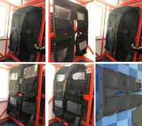 High Performance automotive molded carpet Upholstery Nonwoven Fabric
