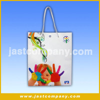 Custom made paper gift bags, Paper Gift Bag with Music