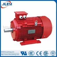 Durable using aluminum three-phase ac asynchronous induction motor