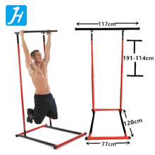 Home Gym Power Tower Workout Station Pull-up Push Up Chin up Dip Bar Machine