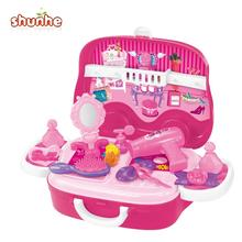 Musical baby play beauty set dresser toys with EN71 from China