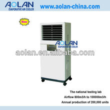 Movable air conditioner cooler of high efficiency portable air cooler airflow 3500 popular in the Dubai