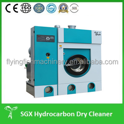 6kg~15kg laundry dry cleaning equipment for sale