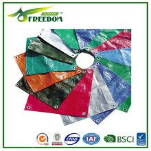 Make-to-Order Supply Type and Coated Pattern tarpaulin fabric