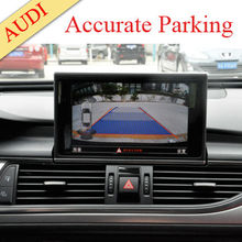 CE &Rosh reverse sensors built-in accurate parking guidance lines wifi work model AV/NAVI GPS for optional