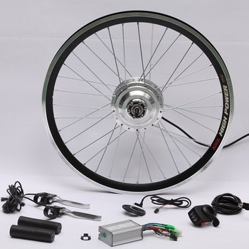 48v 750w/1000w electric bicycle geared motor conversion kit