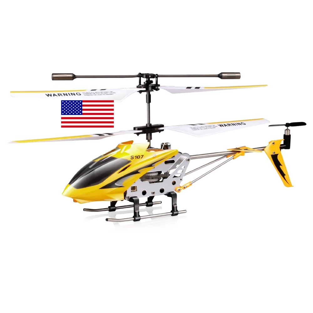 wholesale San Francisco Syma S107G Metal 3.5 Channel RC SYMA Helicopter with Gyro for Kids Toys Gift syma s107 helicopter