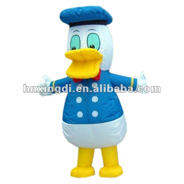 Promotion Inflatable Model Cartoon for Sale