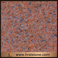 China stone Isola Red G386 granite factory price