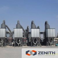 High quality bentonite grinder roller machine with large capacity