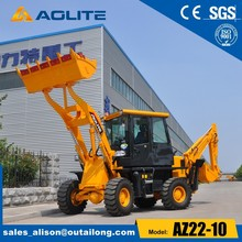 AOLITE backhoe loader