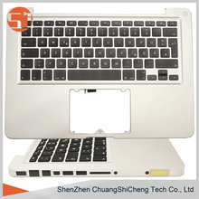 "Original Working New/Used Topcase Top Case with Keyboard and Backlight for Apple Macbook Pro 13"" A1278 2009 2010 MC374 MC375"