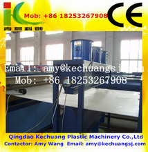 PC PP Plastic Hollow Grid Board Production Line/PP Hollow Sheet Machinery
