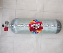 Carbon Fiber cylinder used as SCUBA tank---Acecare Tech