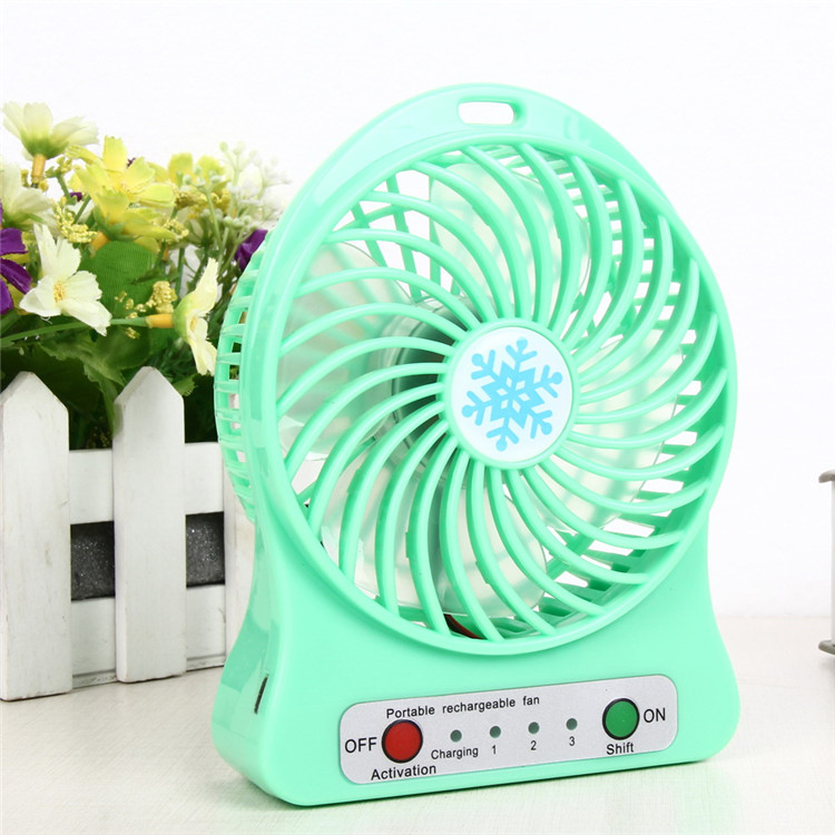 Hot sale product in Summer , Portable Hand fan with USB , outdoor mist USB fan