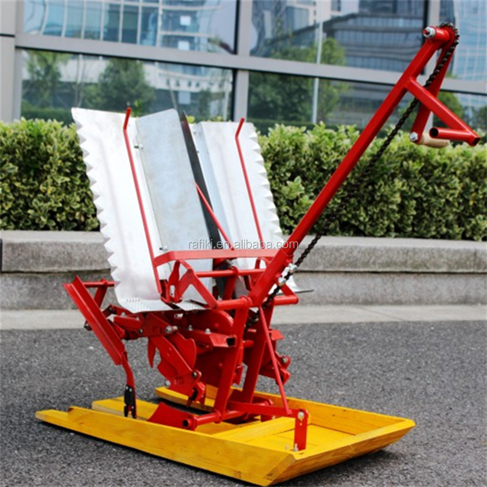 Hand Operated Paddy Transplanter paddy planter rice planting machine for sale