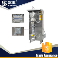 Automatic water machine for liquid/sachet water sealing factory