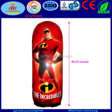New Promotions Inflatable Slam Man Punching Bag with water filled base