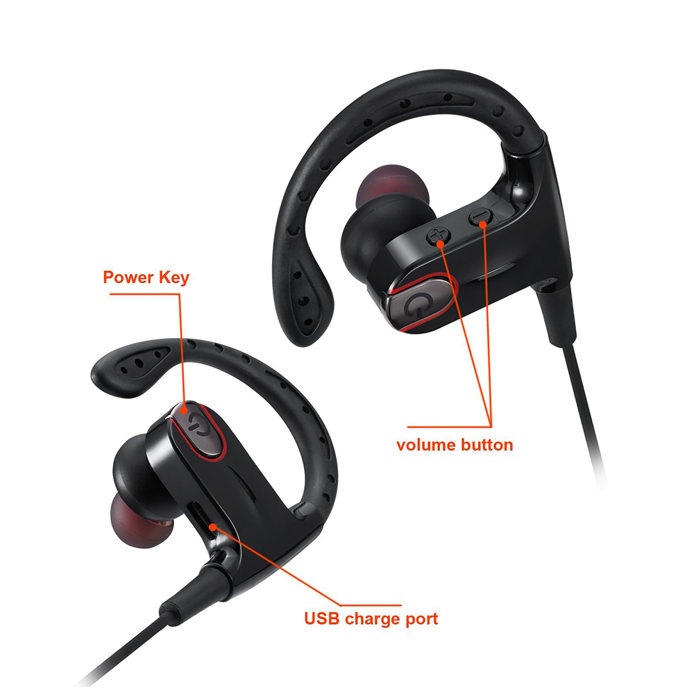 Microphone Bluetooth Noise Cancelling Function Mobile Phone Use Headphone Bluetooth