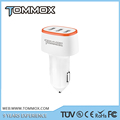 Wholesale 5V 2.4A Quick Mobile Phone Universal Car Charger Portable 3 USB Car Charger