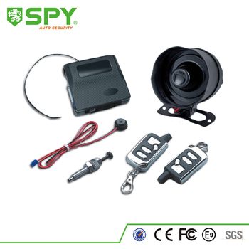 Learning code car alarm remote control security system especially for South America