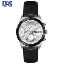 china watch manufacturer custom logo chronograph wrist watches men