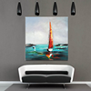 /product-detail/modern-abstract-handmade-acrylic-painting-sailboat-canvas-oil-painting-for-home-decor-60748561940.html