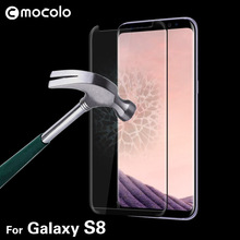Mobile Phone Accessories for Samsung Galaxy S8/S8 Plus 3D Mini Tempered Glass Screen Protector