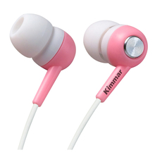 Diamante STYLE FASHION sport wired in-earphone earbuds from shenzhen jinma communication factory cheap price