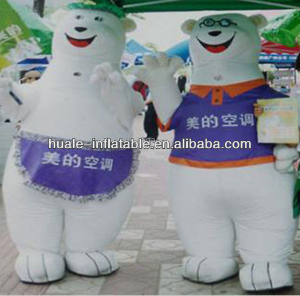 inflatable bear/inflatable model/advertising/decoration/party item