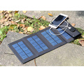 2017 High quality aging-resistant best foldable 8w 5v solar panel charger