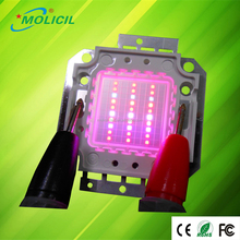 led chip IR 350nm 450nm 460nm 630nm 730nm UV full spectrum 10w chip led grow lights chip