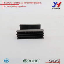Best supplier cheap rice aluminum cooling fin used for computer