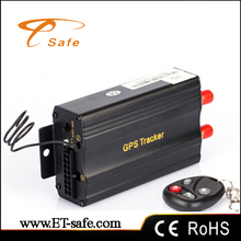 Vehicle Tracking GSM GPS with Wireless Remote Control tk103b+