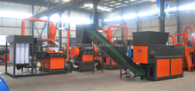 scrap and crush machine for copper wire with recycling system and environmental friendly