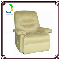 Modern single seat commercial lightweight recliner