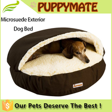 High quality luxury cozy pet dog cave bed dog bed and cat bed
