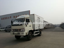 camion body refrigerator freeze truck
