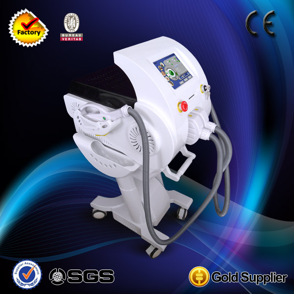 professional elos hair removal machine used for all skin type